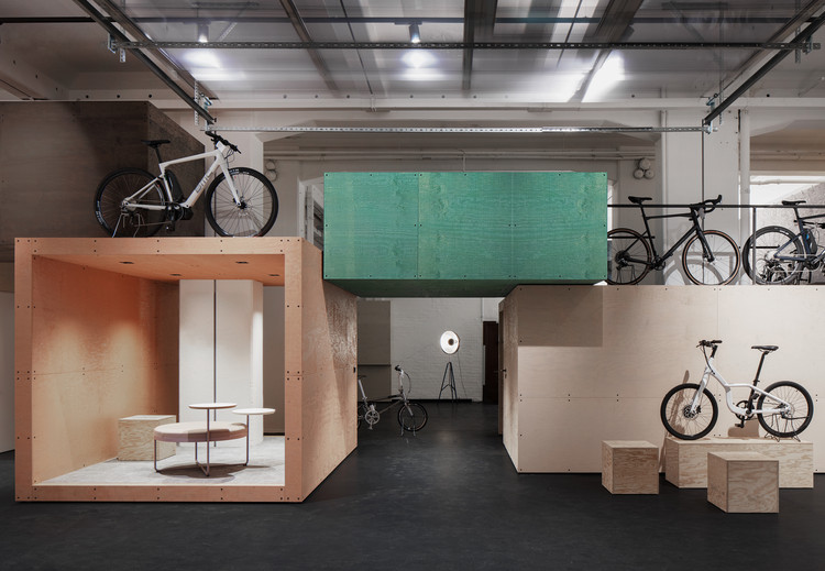 WALL.BOX Offices / NAICE architecture & design, © Ludger Paffrath
