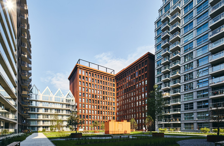 De Werf Residential Complex / OZ, © Milan Hofmans
