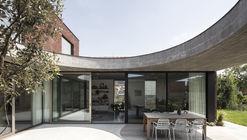 Casa AN / MADAM architectuur + Studio Maarten Tierens