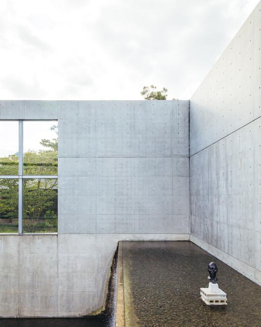 Jardim de Belas Artes de Tadao Ando, pelas lentes de Pancho Gallardo, © Pancho Gallardo