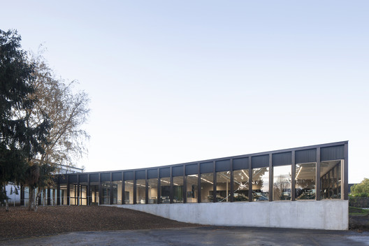 School Cafeteria and Multipurpose Room  / LT2A