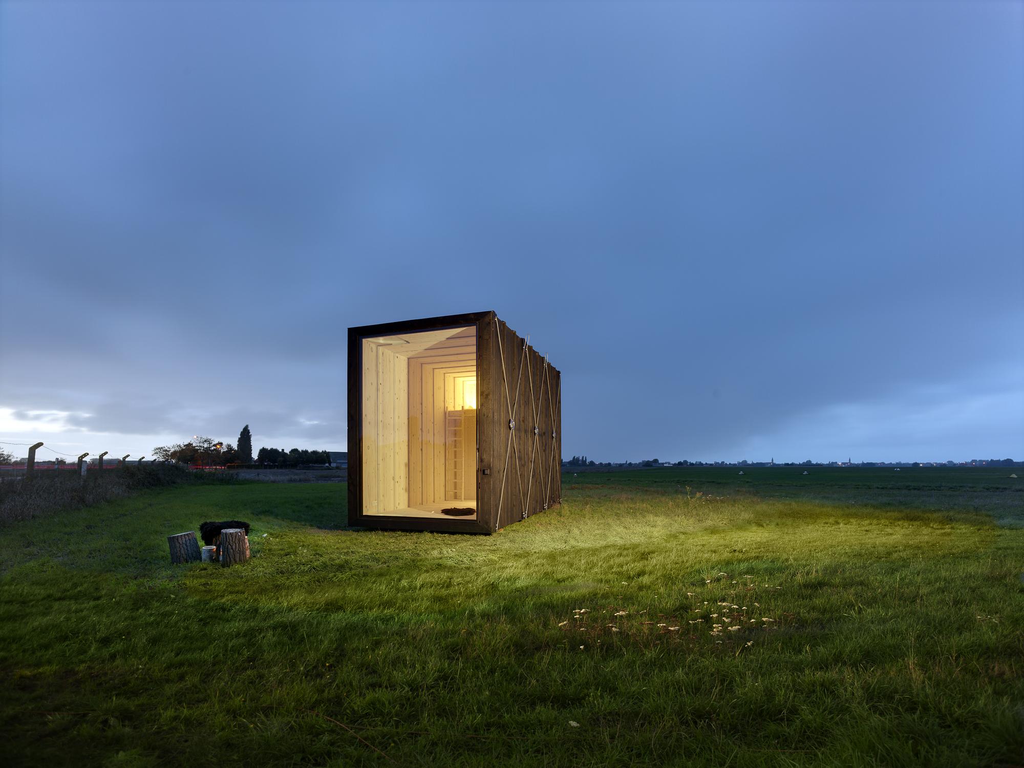 Cabin Y / dmvA architects