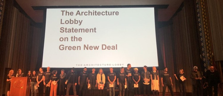 The Architecture Lobby, the Drive to Unionize, and the Future of Work, © The Architecture Lobby