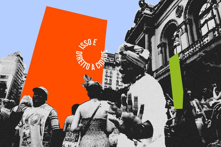 Botar seu bloco na rua é direito à cidade, Cortesia de Instituto Pólis