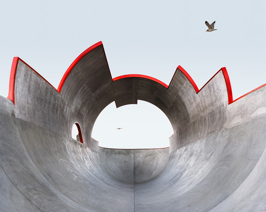 Skate Parks: Photographs of Brutalist Recreational Landscapes in California