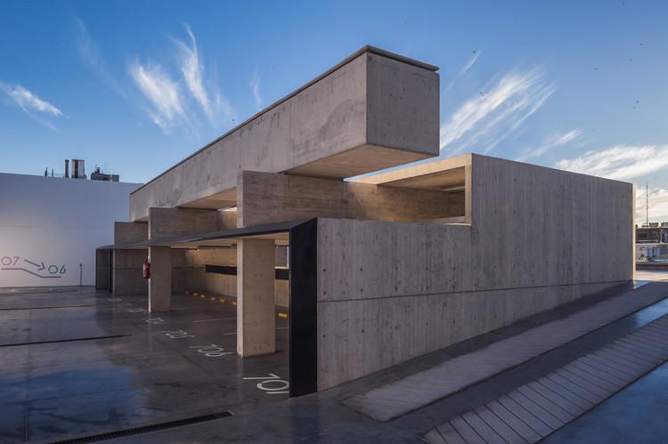 Parking Italy 723 / Taller de Arquitectura La Fundación, © German Arese