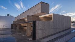 Estacionamento Itália 723 / Taller de Arquitectura La Fundación