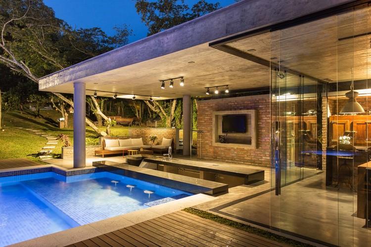 Quiosque EL165 / BR3 Arquitetos, © Marcelo Donadussi