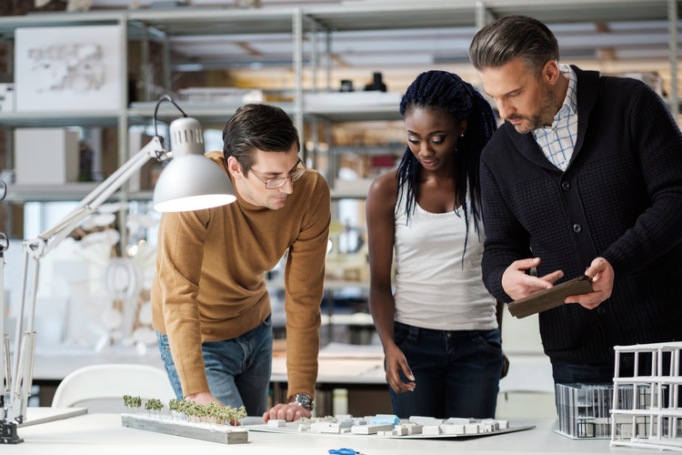 Recruiting Architects of the World: How Architect-US Helps Firms to Find International Talent, via Shutterstock