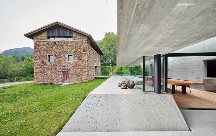 Casa rural Landaburu Borda / Jordi Hidalgo Tané, © José Hevia