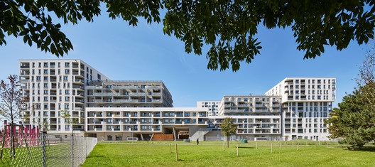 Querbeet Social Housing  / Synn Architekten ZT-OG