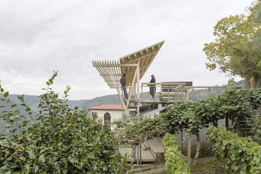 Mirador da Cova / ARROKABE Arquitectos