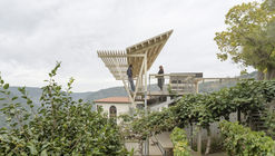 Mirante da Cova / ARROKABE Arquitectos