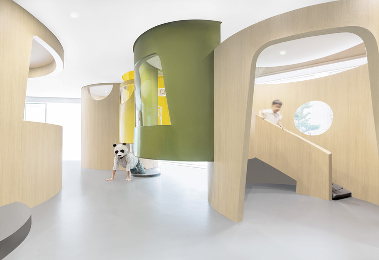 Poan Education / Panda Office, © GL YANG