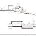 04    Section C C   B B - Pia's Villa / MMGS ARCHITECTS: Biệt thự hiện đại trên đồi với không gian thoáng tự nhiên