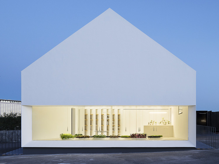 Green Concept House / YANG DESIGN, © Fangfang Tian