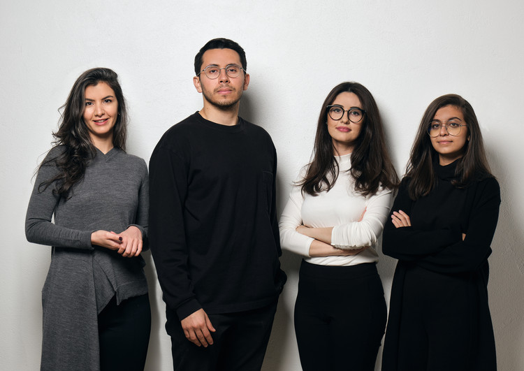 "Curators Announced for ""Space Wars"", the Kuwait Pavilion at the Venice Biennale 2020, Courtesy of Asaiel Al Saeed, Aseel AlYaqoub, Saphiya Abu Al-Maati and Yousef Awaad"