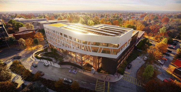 DIALOG Announces Canada's First Zero-Carbon, Mass Timber Higher-Education Building, Courtesy of DIALOG