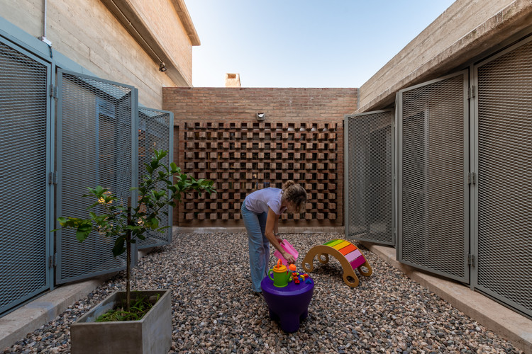 Residência Carmela / Fae + NOMADA, © Gonzalo Viramonte