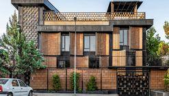 Casa Khesht-Baf / Imagearchitects