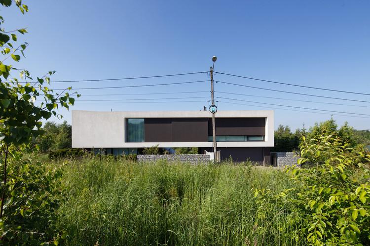 House with the Hole / RS + Robert Skitek, © Tomasz Zakrzewski