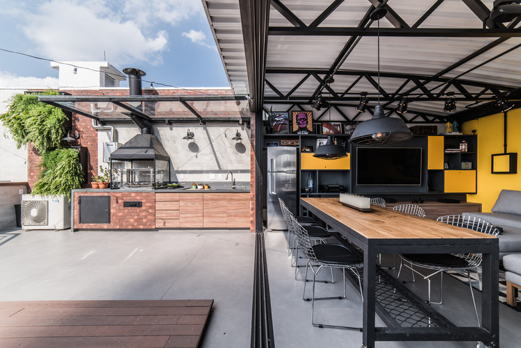 Apartamento Duplex Ipiranga / Pietro Terlizzi Arquitetura, © Guilherme Pucci