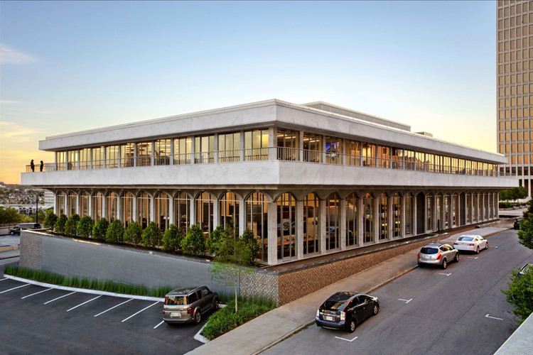 HASTINGS Architecture Redesigns Former Nashville Public Library, © Eric Laignel