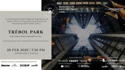 Muestras de Arquitectura CANL. Folio.1: Trébol Park. Exploraciones Geométricas
