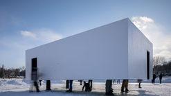 Instalação HOVERBOX / NAICE architecture & design