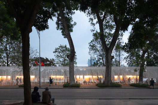 Ashui Pavilion / MIA Design Studio