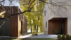 Residencia St. Ignace / Nathalie Thibodeau Architecte