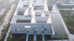 Centro de Arte e Cultura de Shou / Studio Zhu-Pei