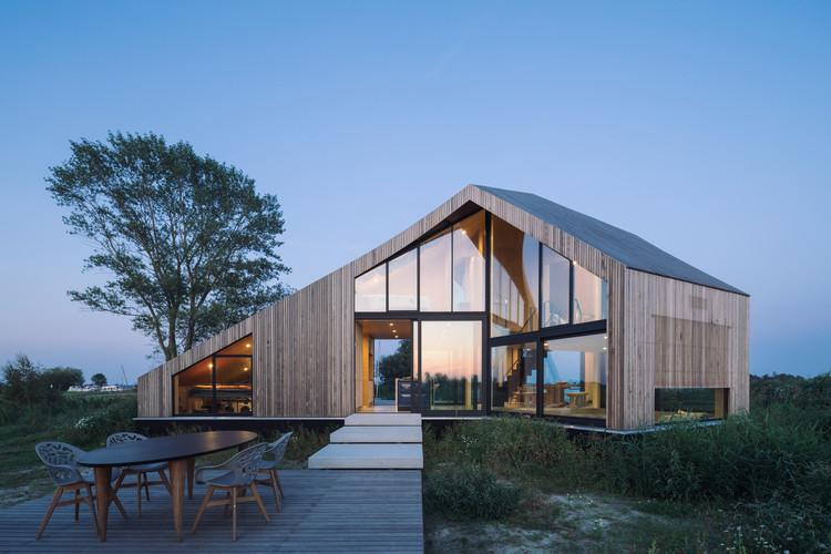 Residência Caseta / Lichtstad Architecten, © Basephotography