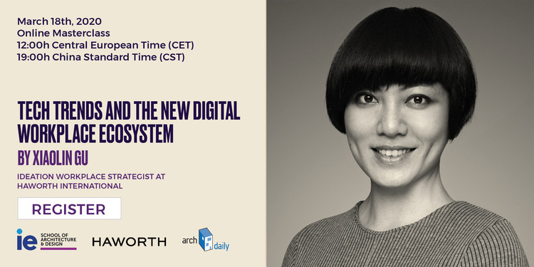 Online Masterclass: Tech Trends and the New Digital Workplace Ecosystem