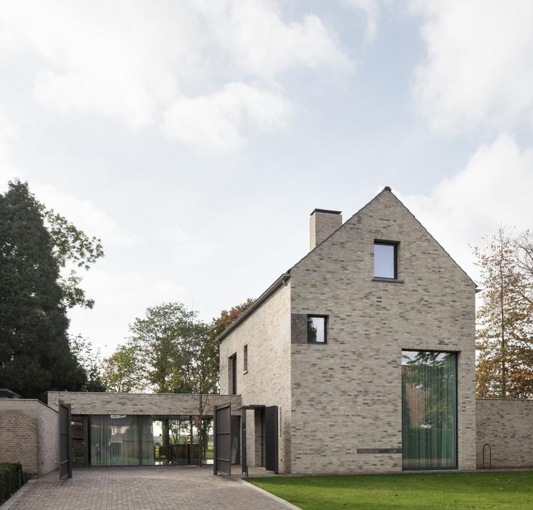 Villa Broeck / Bedaux de Brouwer Architecten, © Stijn Bollaert