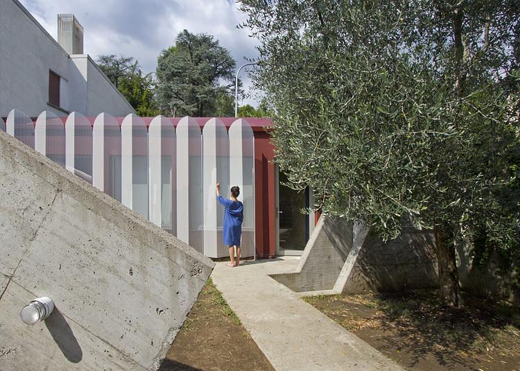Urban Cabin / Francesca Perani Enterprise, © Francesca Perani