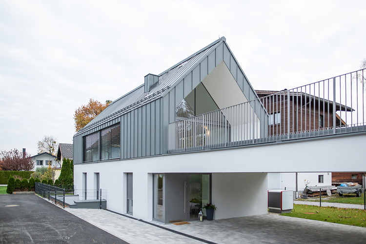 2inOne House / Haro Architects, © Oscar Baumgartner