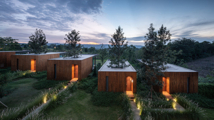 Resort De Capoc / IDIN Architects, © DOF Sky|Ground