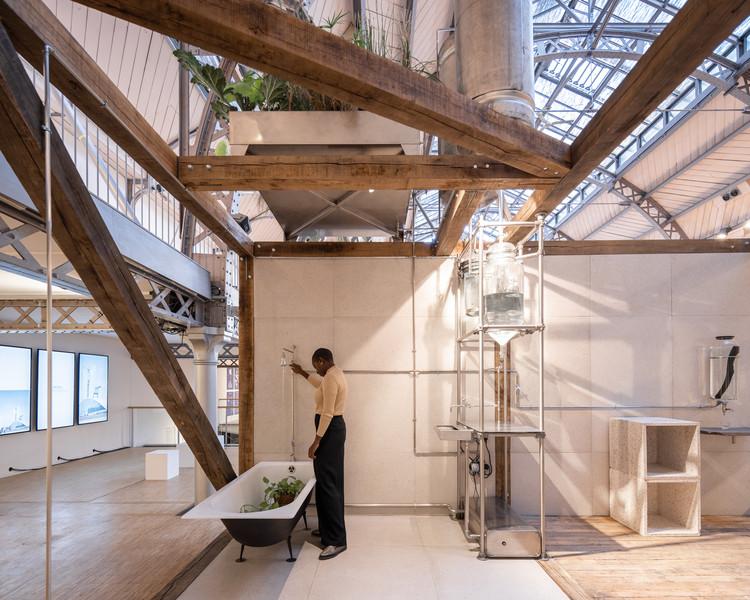 A Room For Tomorrow Prototype / ciguë, © Salem Mostefaoui