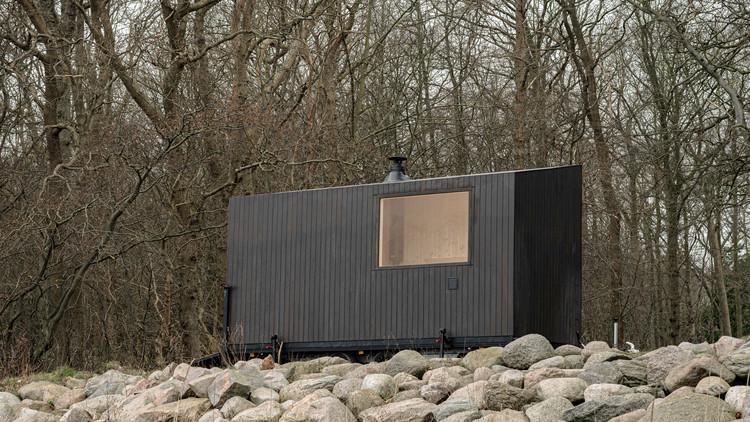 Scandinavian Sauna / Native Narrative, © Jakob Gate