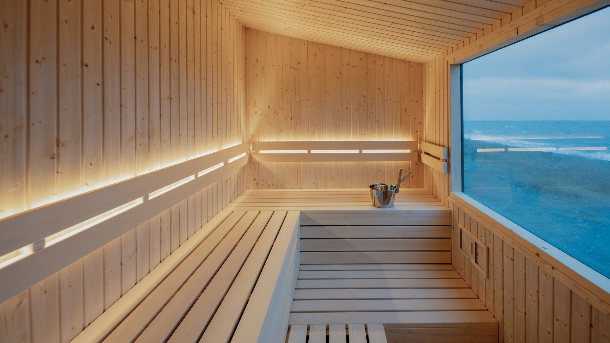 Finska sauna   Hotel TRAKOŠĆAN