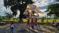 Arquitectura en guadua: el taller de Urbanautas en Risaralda, Colombia