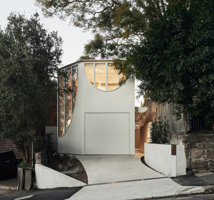 Casa Glebe / Chenchow Little, © Peter Bennetts