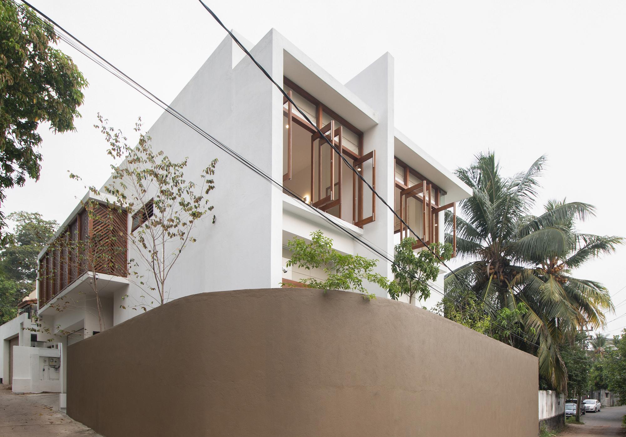 Kodikara House Lalith Gunadasa Architects Archdaily