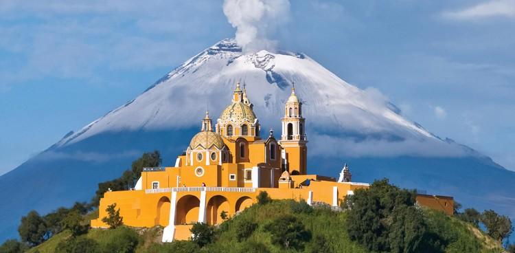 111 pueblos mágicos en México que tienes que visitar, Cholula / Puebla. Image vía Pueblos Mágicos de México