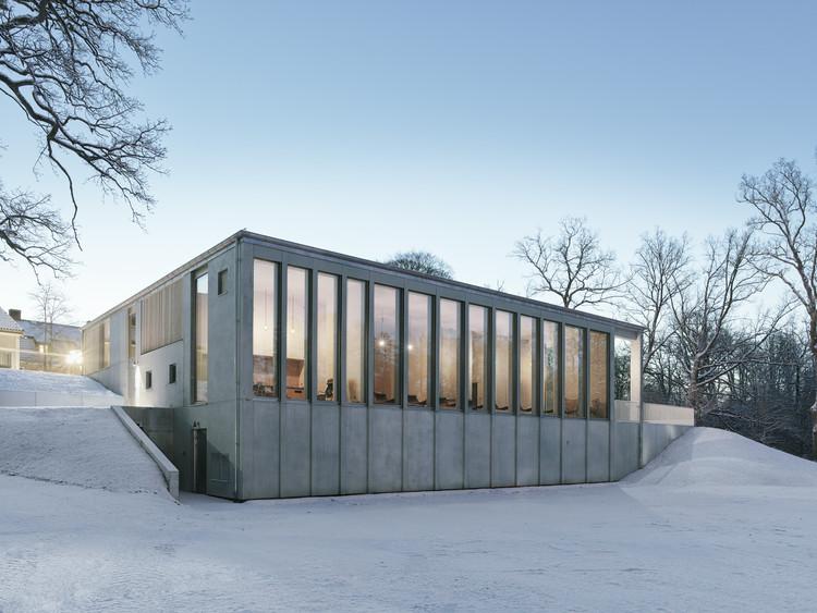 Andrum Spa / Johan Sundberg arkitektur, © Peo Olsson
