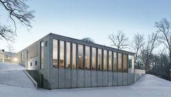 Andrum Spa / Johan Sundberg arkitektur