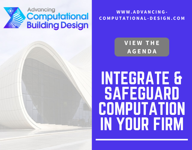 Advancing Computational Building Design 2020