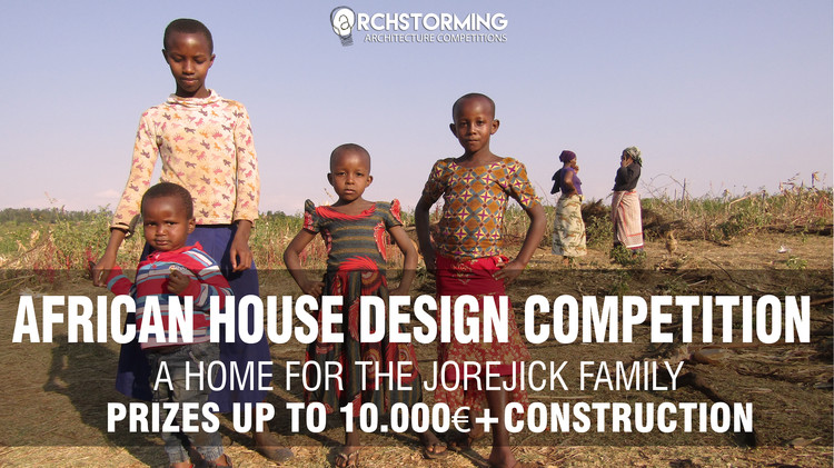 African House Design Competition - A Home For The Jorejick Family