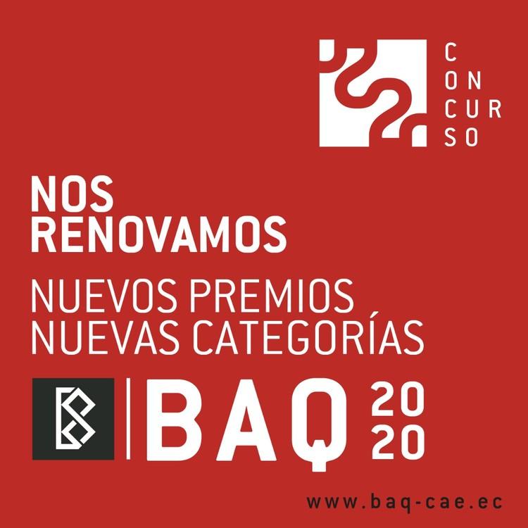 Convocatoria a categorías de la Bienal Panamericana de Arquitectura de Quito 2020, Concurso Bienal 2020